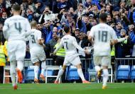 اهداف ريال مدريد وروما