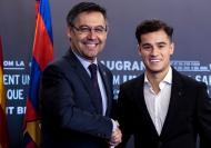 برشلونة يجهز لصفقة قوية جديدة بعد كوتينيو