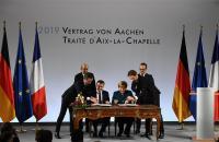 المانيا وفرنسا والمد الصيني