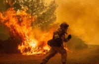 حرائق الغابات في كاليفورنيا