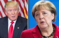 ميركل تخرج عن صمتها وتحذر أوروبا من ترامب