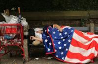أكثر من نصف مليون مشرد بلا منازل في أمريكا