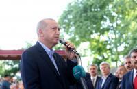 اردوغان ومرسي والسيسي