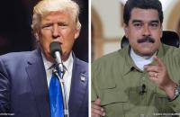 ترامب وفنزويلا