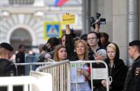 معارضون لترشح بوتين
