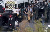 اعتقال جنود اتراك لعلاقتهم بالانقلاب