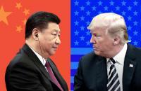 الحرب التجارية بين الصين واميركا