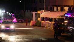 اطلاق نار في السفارة الاسرائيلية بعمان