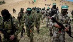 سحب اسلحة الفصائل في غزة