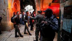 إصابة مستوطن بجروح خطيرة بعملية طعن في البلدة القديمة في القدس