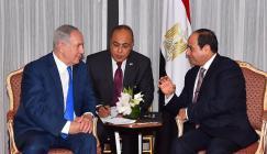 نتنياهو والزعماء العرب