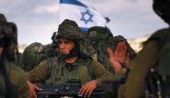 جنرال اسرائيلي والجيش الاسرائيلي