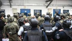 معتقلين فلسطينيين في سجون الاحتلال