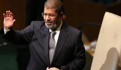 وفاة الرئيس المصري محمد مرسي