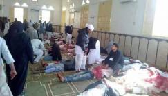 هجوم على مسجد في سيناء
