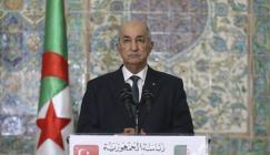 الرئيس الجزائري والتطبيع