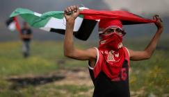 4 إصابات إحداها خطيرة بمواجهات على حدود غزة