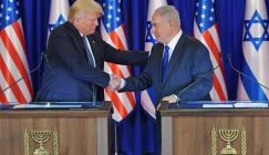 الولايات المتحدة والجولان واسرائيل