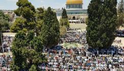 الصلاة في المسجد الاقصى المبارك