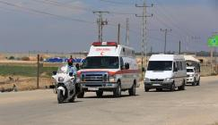وفد طبي من قطاع غزة الى الضفة الغربية