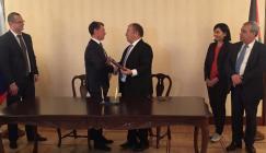 اتفاق اقتصادي بين روسيا وموسكو