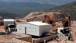 بناء مستوطنة عميحاي