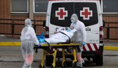 وفيات الفلسطينيين بفيروس كورونا في الخارج