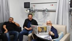 مدير مستشفى الاستشاري: الرئيس يستجيب للعلاج بشكل سريع