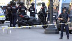 الرئيس يعزي ملك ورئيس وزراء اسبانيا بضحايا الحادث الارهابي في برشلونة