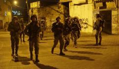 جيش الاحتلال يشن حملة اعتقالات أغلبهم من القدس المحتلة