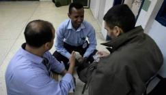 الصليب الأحمر يزور الأسرى المضربين في نفحة