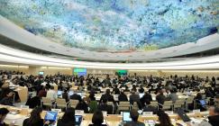 مجلس حقوق الإنسان يتبنى قرارا يدين الاستيطان
