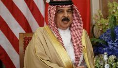 العاهل البحريني واسرائيل