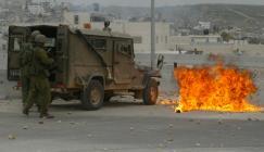 عملية اطلاق نار شمال رام الله
