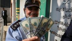 ادخال اموال قطرية الى غزة