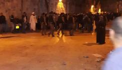اغلاق ابواب المسجد الاقصى