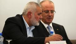 المصالحة الفلسطينية واسرائيل