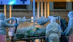 اطباء فلسطينيون يكافحون كورونا