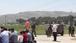 مواجهات مع الاحتلال في عدة نقاط تماس
