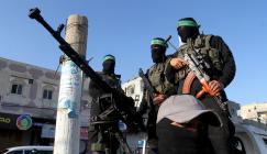 اسقاط طائرة تصوير اسرائيلية في غزة