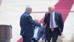 ترامب وصواريخ حماس