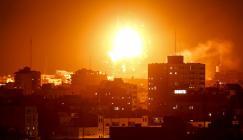 استهداف خلية للجهاد الاسلامي في غزة