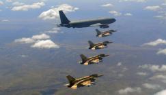 قصف اسرائيلي على مواقع لداعش في سيناء