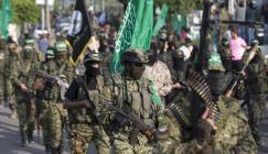 مناورة عسكرية لكتائب القسام في غزة