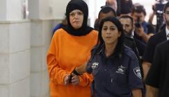 اختيار الأسيرة إسراء الجعابيص سيدة فلسطين لعام 2017