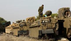الجيش الاسرائيلي وحماس وقطاع غزة