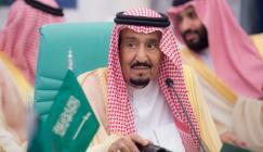 الملك السعودي والدعم للفلسطينيين