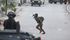 احباط عملية ضد القوات الاسرائيلية في نابلس