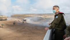 الجيش الاسرائيلي والضم