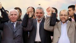 الأحمد: سلاح حماس شأن فلسطيني ولا يحق لأحد التدخل فيه